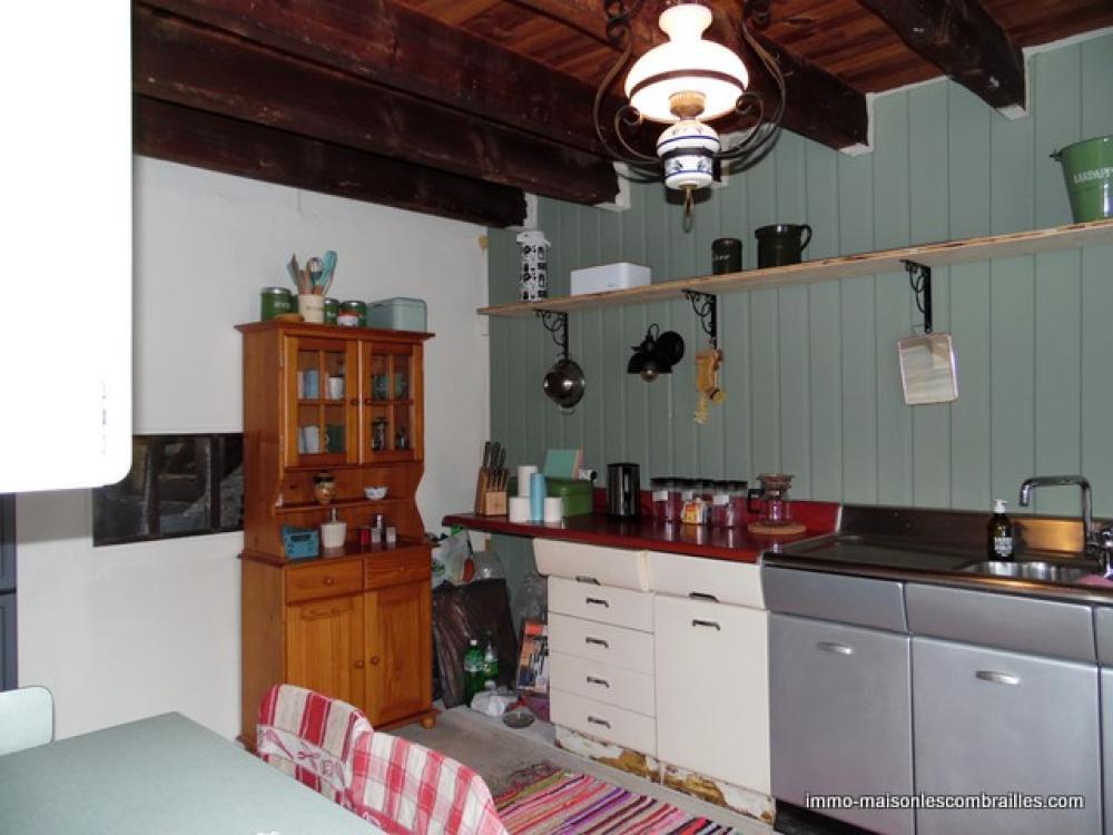 maison à vendre Les Mars, Creuse (Limousin) photo 14