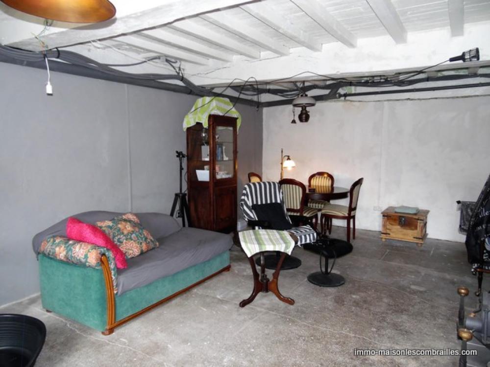 maison à vendre Les Mars, Creuse (Limousin) photo 12
