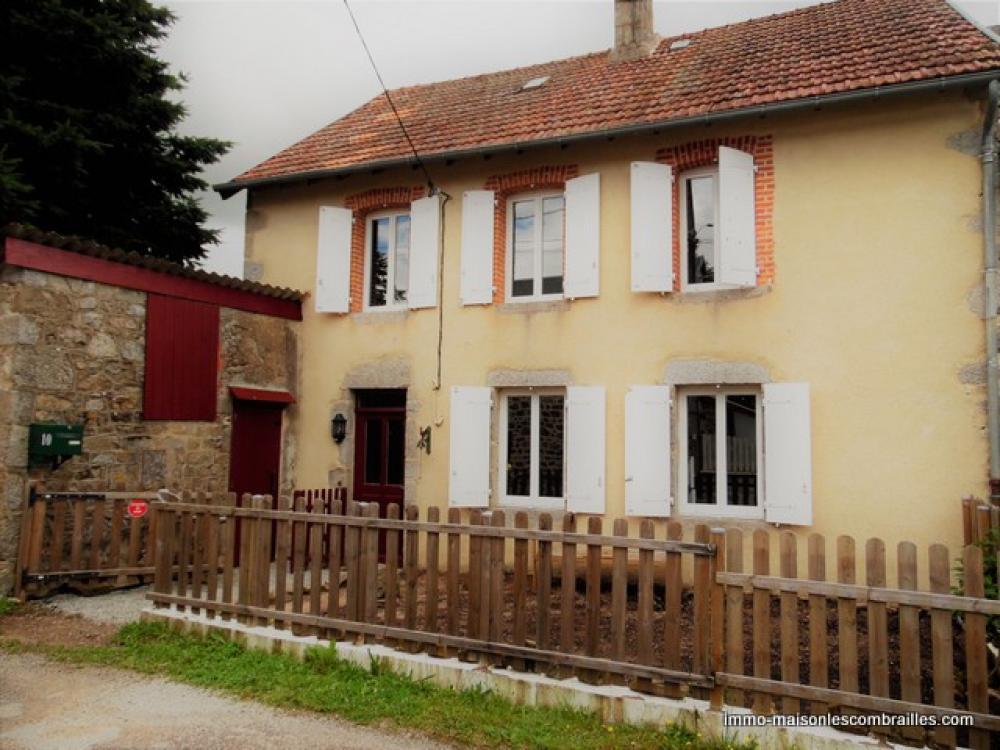maison à vendre Les Mars, Creuse (Limousin) photo 3